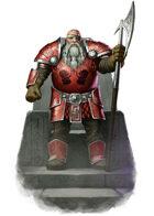 Character - Dwarf King - RPG Stock Art