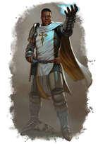 Character - Paladin - RPG Stock Art