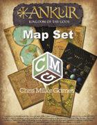 Ankur Map Poster Set