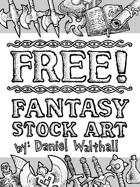 Free! Fantasy Stock Art