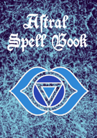 Astral Spell Book