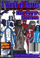 A World of Heroes: Man Power Retaliates #2