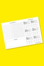 Black Code - CM Sheet