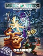 MajiMonsters: The Monster-Catching Role-playing Game