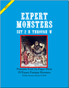 PM6 Expert Monsters Set 2