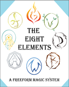 The Eight Elements Magic System