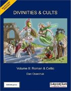Divinities and Cults: Volume II (Labyrinth Lord)