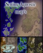 Setting agnostic maps collection 1