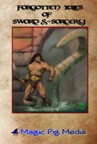 Forgotten Tales of Sword & Sorcery (OSR)
