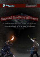 Beyond the Door of Dread