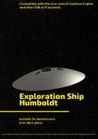 Exploration Ship Humboldt
