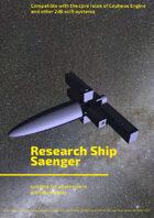Research Ship Saenger