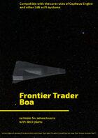 Frontier Trader Boa