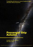 Passenger Ship Autumn