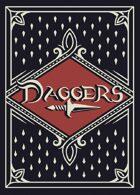 Daggers - A Tarot Inspired Tavern Game