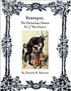 Krampus, The Christmas Demon for 5th Era Games