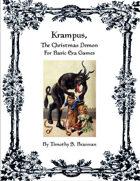 Krampus, The Christmas Demon for Basic Era Games