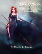The Witch for Swords & Wizardry Continual Light