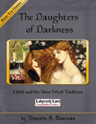 Daughters of Darkness: The Mara Witch for Basic Era Games