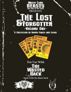 WLB Presents: The Lost and Forgotten Volume One
