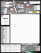 Spaceship Architect Starship Sheet