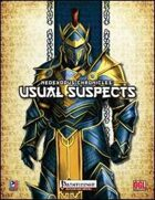 NeoExodus Chronicles: Usual Suspects (PFRPG)