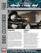 Shots Rang Out (D20 Modern)