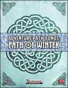 Adventure Path Iconics: Path of Winter (PFRPG)