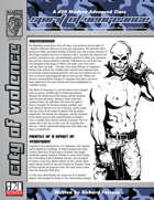 Prototype: Spirit of Vengeance (D20 Modern)