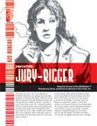 Prototype: Jury-Rigger (D20 Modern)