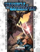 Chronicle of the Gatekeepers Alpha: To Save a Soul (PFRPG)