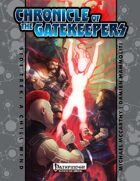 Chronicle of the Gatekeepers Sidetrek: A Chill Wind (PFRPG)
