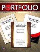 Cover Portfolio 001