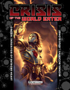 Crisis of the World Eater Omega: Inheritor of Entropy Heart (PFRPG)