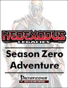 NeoExodus Legacies Keystone Episode 0.2 – Machine (PFRPG)