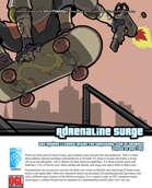 Adrenaline Surge (D20 Modern)