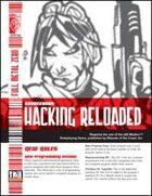 Hacking Reloaded (D20 Modern)