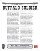 Prototype: Buffalo Soldier