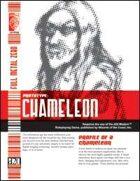 Prototype: Chameleon (D20 Modern)