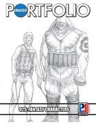 Image Portfolio 025 Fantasy Characters