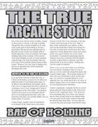 The True Arcane Story: Bag of Holding