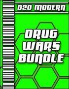 D20 Modern Drug Wars Bundle [BUNDLE]