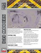 Bad Dog (D20 Modern)