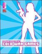 Espionage Genre Toolkit: Cold War Games (D20 Modern)