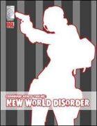 Espionage Genre Toolkit: New World Disorder (D20 Modern)