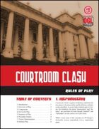 Courtroom Clash