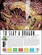 Sidetrek Adventure Weekly #00: To Slay a Dragon