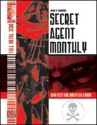 Secret Agent Monthly July 08 (D20 Modern)