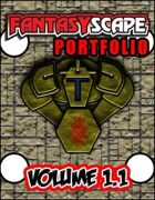 Fantasyscape Portfolio Volume 1.1