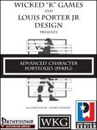 Advanced Character Portfolio (PFRPG)